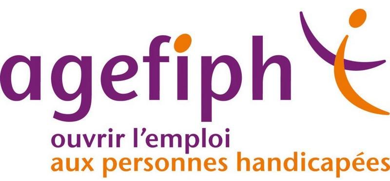 agefiph logo - Handi'Donc