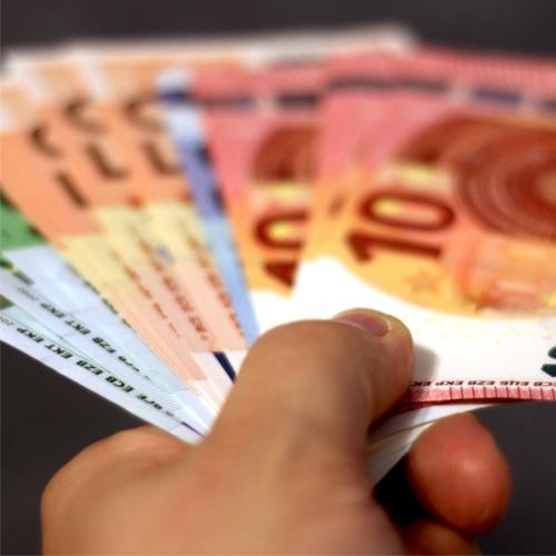 banknotes - Handi'Donc