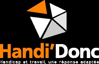 Logo Handi'Donc